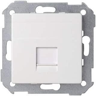 Simon - 82005-30 tapa rj45 s-82 blanco Ref. 6558230079