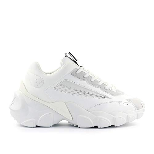 Fila smasher white unisex - 36