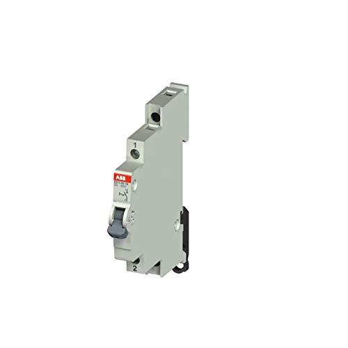 Abb-entrelec E211-16-10 ABB Electronic Hilfsschalterblock, Grau, Estándar