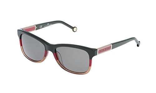 Carolina Herrera SHE594550AT1 Gafas de sol, Multicolor, 55 para Mujer