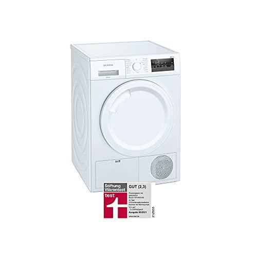 Siemens WT43HV00 iQ300 Wärmepumpen-Trockner / 7kg / A++ / Outdoor Programm / Super 40 Programm / Blusen/Hemden Programm