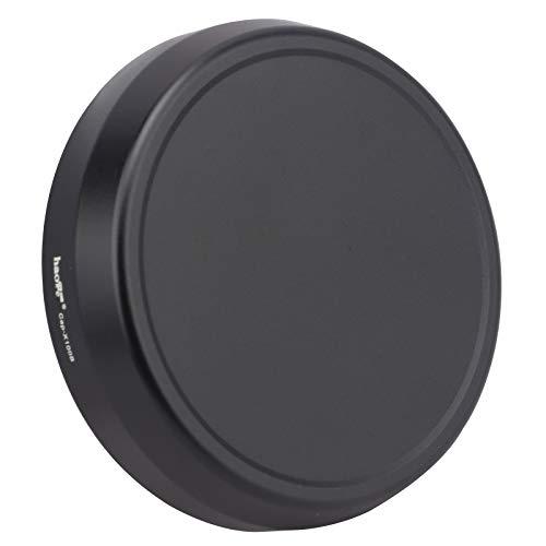 Haoge Cap-X100B - Tapa de metal para cámara Fujifilm Fuji Fujinon X100F...