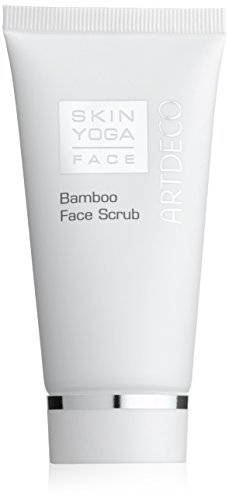 Artdeco Skin Yoga Face femme/woman, Bamboo Face Scrub, 1er Pack (1 x 50 ml)