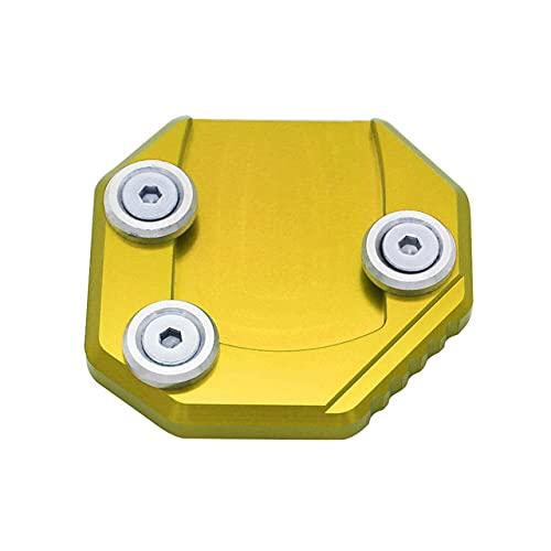 Motorrad CNC Aluminium Ständer Seitenständer, Unterstützung Fuß-Verbreiterung verlängerung Platte Accessorie, für GSR750 GSR 750 2011-2016 GSX-S1000 GSX-S1000F 2015 2016