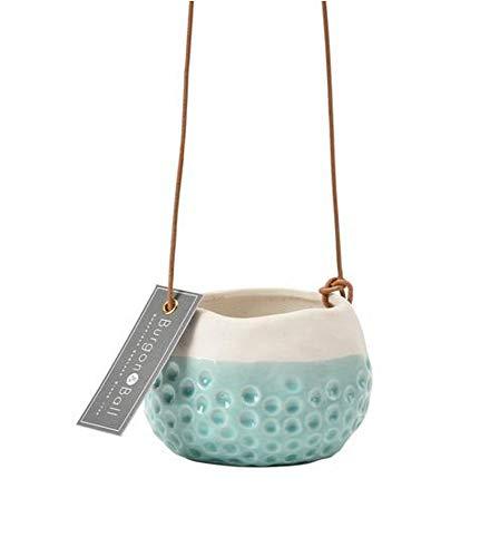 Burgon & Ball Keramik-Hängetopf Baby-Dotty D7 cm