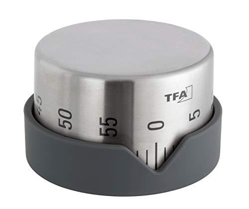 TFA Dostmann 38.1027.10 Analoger Küchen-Timer