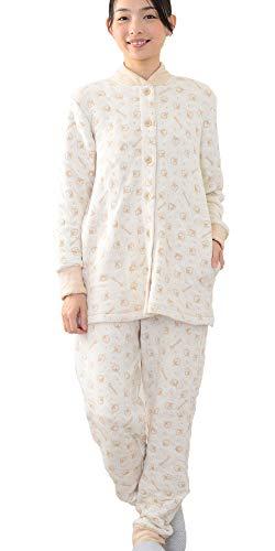パジャマ工房『オーガニックコットン中わた入りジャガード「おくるみパジャマ」』