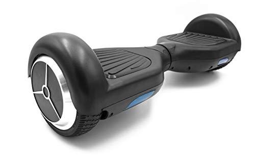 IconBIT Unisex Jugend Smart Scooter SD-1801K, schwarz, 25,8 x 26 x 66,1 cm