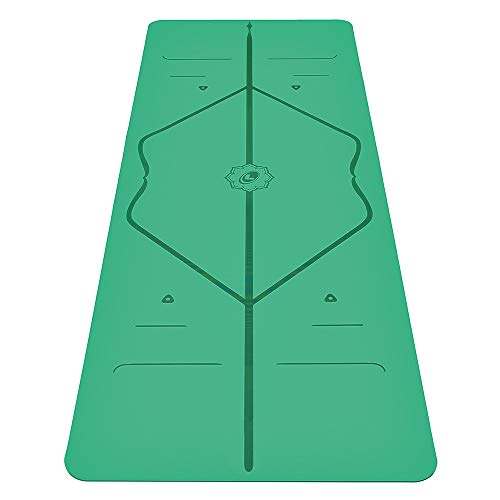 Liforme Esterilla Yoga Antideslizante - Mejor Colchoneta De