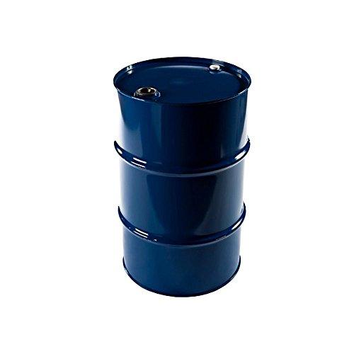 115Liter Ltr L Stahl Barrel Drum blau lackiert Innenseite un geprüft mit Bung für Aufbewahrung auf Wasserbasis Produkte Industrie Labor