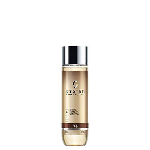 Wella SP Code Energy Luxe Keratin Shampoo, 250 ml