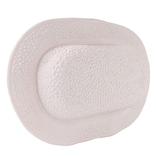 SunshineFace Almohada de baño para bañera impermeable bañera spa almohada para bañera de hidromasaje jacuzzi hogar spa para hombres mujeres