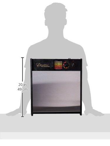 Excalibur D900SHD Dehydrator, 9-Tray, SILVER