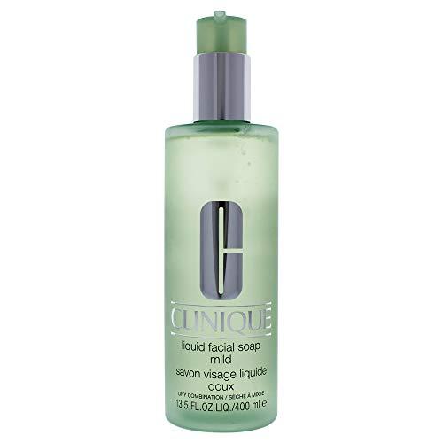 Clinique Liquid Facial Soap Mild, 1er Pack (1 x 400 ml)