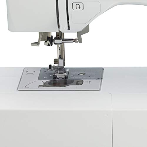 Brother Refurbished 100 Stitch Computerized Sewing Machine, white