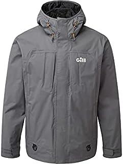GILL Men's Active High-Performance Waterproof Fishing Jacket with Vortex Hood