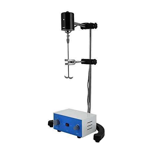 BananaB JJ-1A Laborrührer elektrisch 100W Lab Mixer Blender lab stirrer 0-2000 RPM Electric Overhead Stirrer Variable Geschwindigkeit (JJ-1A)
