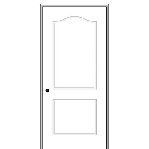 National Door Company ZZ09481L Solid Core Molded 2-Panel...