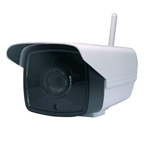 Tenvis T4862D Überwachungskamera, WLAN, wasserdicht, Full HD, 1080p (2.0 Megapixel), Nachtsicht 30 Meter, IR-Cut, MicroSD, ONVIF, P2P (Plug & Play), Notifiche Push