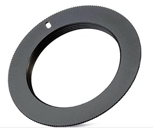 M42 Anillo adaptador anillo compatible con Canon EOS Lens objetivo M 42 42X1 MM 850D 90D 250D 1D 1DX 6D 7D 5D MARK I II III IV V 2000D 4000D 200D 77D 800D 1300D 80D 5DS R 760D
