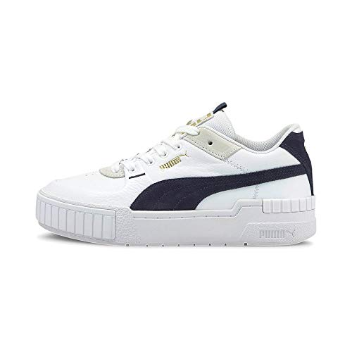 Puma Damen CALI Sport Mix WN S Sneaker, White Peacoat, 42 EU thumbnail