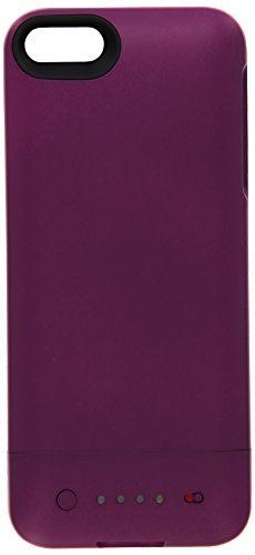 mophie juice pack Helium with snap closure for iPhone 5/5S/5se (1,500mAh) - Purple