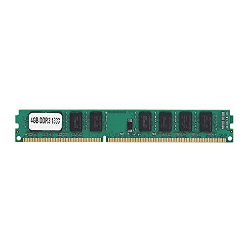 1333Mhz Memoria DDR3 de Alta frecuencia RAM para computadora portátil 4GB Transmisión rápida de Datos RAM DDR3 4GB para Intel/AMD