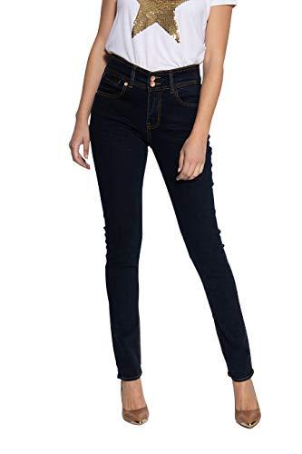 ATT, Amor Trust & Truth Damen Chloe Jeans, dunkelblau, 38W / 32L