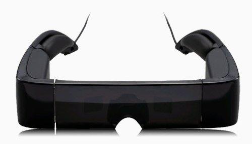Epson v11h423040–Multimedia-Vision transparent 3d Brille (4GB MicroSDHC, WiFi, Android 2.2)