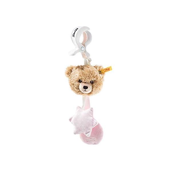 Steiff Sleep Well Bear Stroller Toy