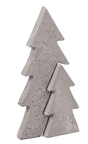 Giessform Tannenbaum gross 14x29 cm