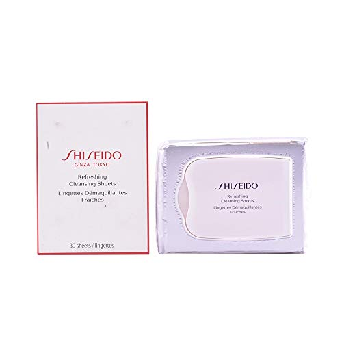 Shiseido - Toallitas Refreshing Cleansing Sheets