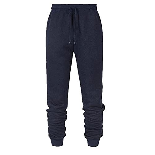 N\P Suelto ancho de las mujeres de los hombres de la cintura elástica pantalones de los deportes de la impresión pantalones