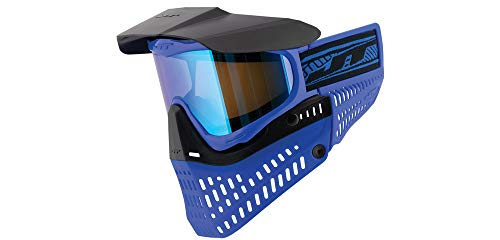 Paintball Maske JT Proflex Spectra Thermal LE blue/black mit Prizm 2.0 Sky Glas