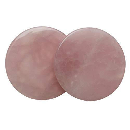 Pierre de jade pour extensions de cils - palette de pierre de jade d'extension de cils, support de support de colle pour cils - outil de maquillage cosmétique