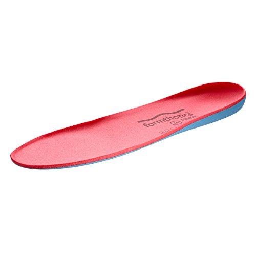 Formthotics インソール ランニング 足裏に完全フィットする熱成形素材 24.5-25.5cm Run Dual Competition
