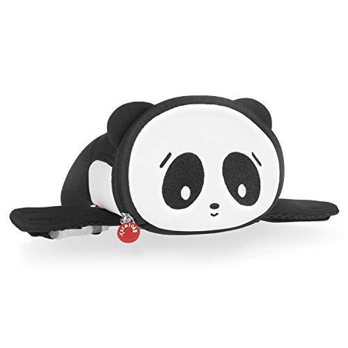 Kids Travel Waist Bag, Termichy HipSack Cute 3D Cartoon Animal Panda Fanny Pack Bag Purse For Babies Girls Toddler Children Woman Sport Running Camping Trip Makeup Masquerade(Panda)