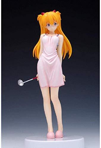 Cabilock Animeanime Statue Model Action Figure Soryu Asuka Langley PVC New Figurine Collection Toys Collection 20Cm