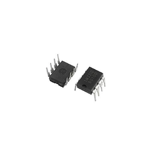 X-Dr LM331 DIP-8 Durchsteckmontage Präzision Spannung zu Frequenzwandler IC Chip 2Pcs (32a0b7a0687691a0f03bd9dafafc0cc0)