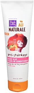 Dark and Lovely Au Naturale Slick & Slippery Leave-In Conditioner - 3PC