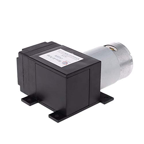 HSH-Flo 24VDC 6W 8L/min 120Kpa Elektrische Vakuum Saug Luft Kompressor Mini Vakuumpumpe für Saug-Milch