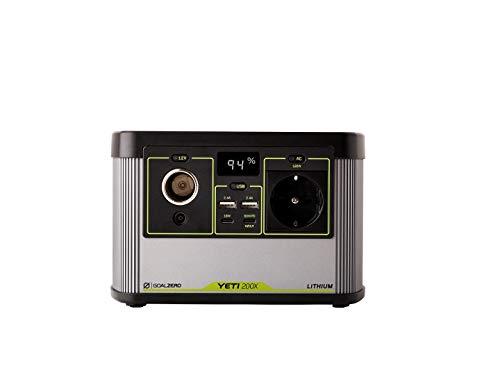 Goal Zero Yeti 200X Powerstation Li-Ion 52000 mAh 22080
