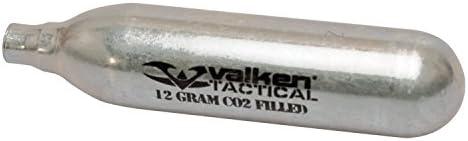 Valken CO2 Gorgeous Cartridge Tank 12gm Mail order cheap 5-Pack