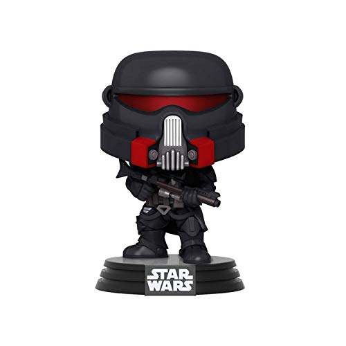 Star Wars Funko Pop! : La última Orden caida Jedi - Purge Trooper Bobble-Head