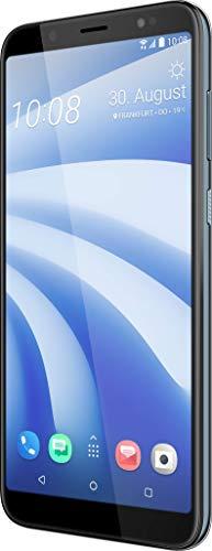 Htc U12.Life Smartphone (15.24.Cm (6.Pollici) 18: 9.Ltps Display, 64.Gb di Memoria Interna e 4.Gb di Ram, Dual Flash LED, Dual Sim, Frontale Flash, Android 8.1)