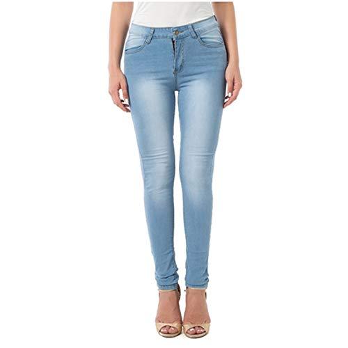kakina Jeans for Women Slims Classic Skinny Straight Leg Jean Women