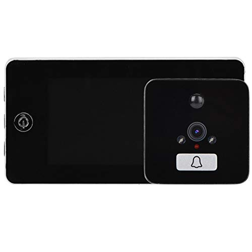 Cámara de Seguridad con Mirilla de Campana de Puerta eléctrica 960P de...
