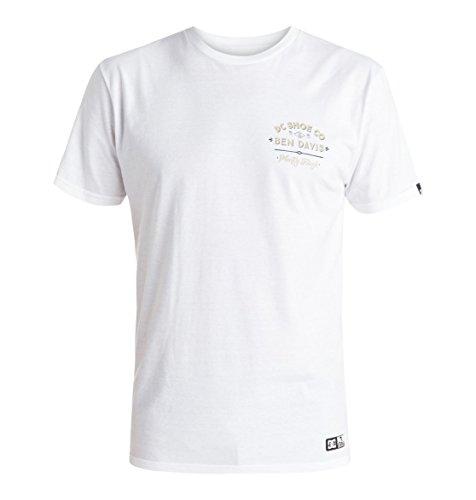 DC - Camiseta de Manga Corta para Hombre