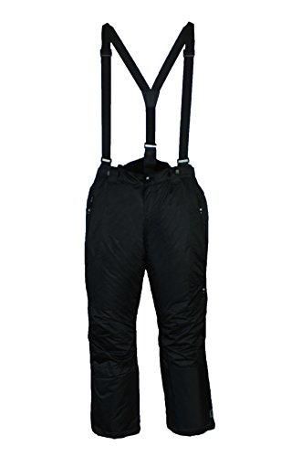 ChamoniX Sportswear Skibroek voor heren, met drager, snowboardbroek, sneeuwbroek, skiwinterbroek