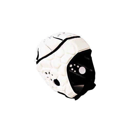 Soft Padded Headgear Rugby 7v7 Soft Shell Flag Football BARNETT Heat Pro Helmet Royal Blue L